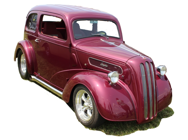 Anglia Gasser Chassis Street Rod