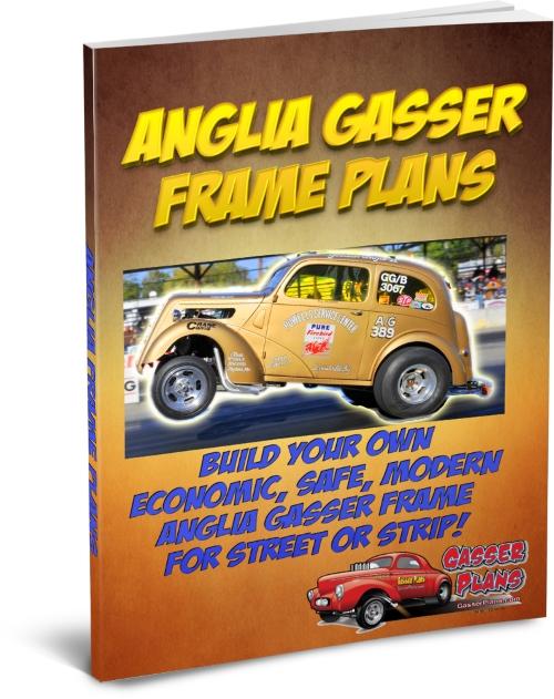 Anglia Gasser Frame Plans 500