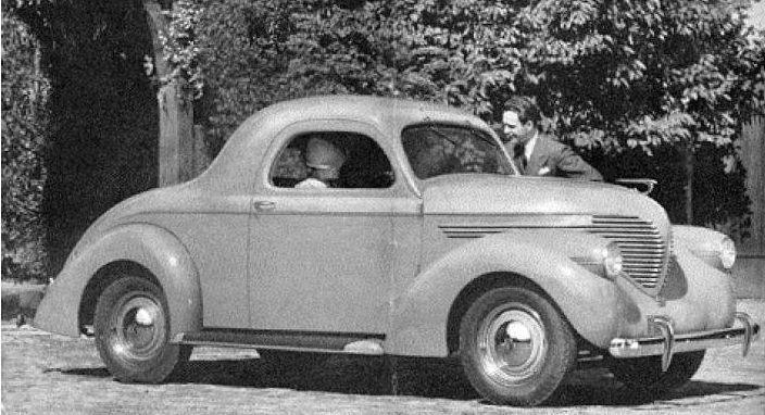 1937 Willys Gasser