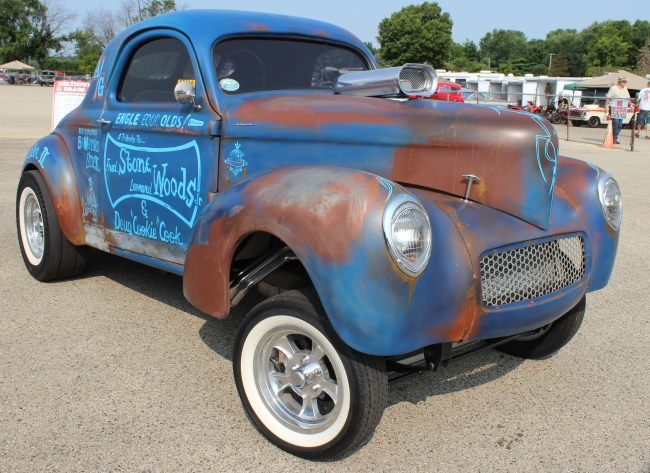 Willys Gasser Stone Woods Cook