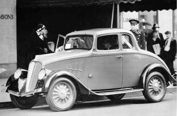1933 Willys Gasser 77