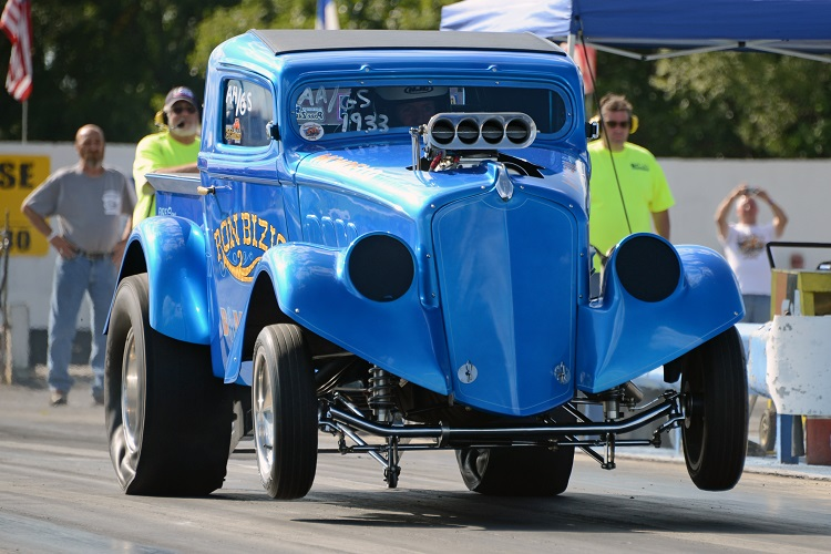 Build a Gasser '33 Willys pickup