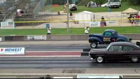 Meltdown Drags 2010 video Byron Dragway