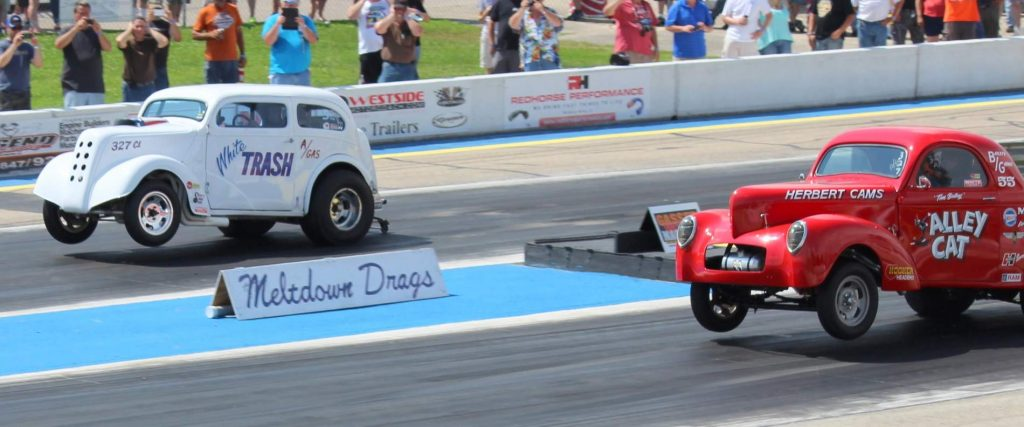 Anglia Willys Gasser Plans